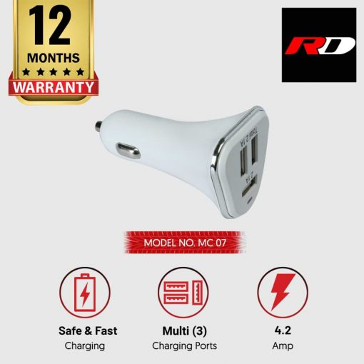 Car Charger MC 07