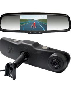 Rear view monitor RVM 90 dvr