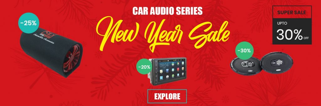 Car Audio Series