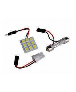 Roof LED 9 pin